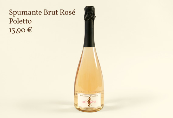 Poletto Spumante Rose