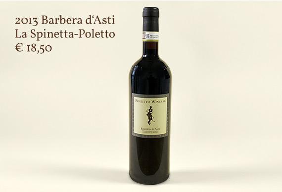 Poletto Rotwein